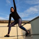 Leggings - AHIMSA YOGA NEON
