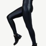 Leggings - BLACK GLOSSY