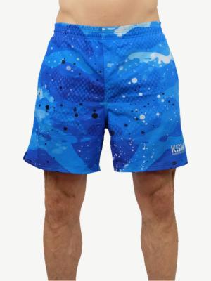 Shorts - BLUE WAVES
